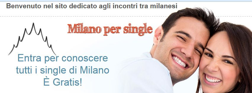 Incontri per single a Milano